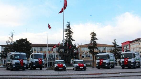 Turhal Belediyesinde kiralık araç dönemi bitiyor