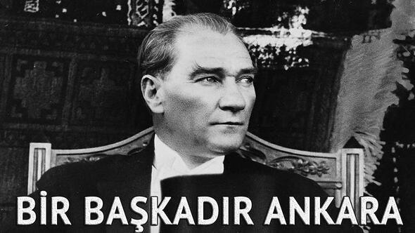 Bir başkadır Ankara