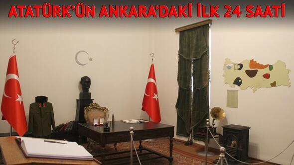 Milli Mücadele'nin kalbinde Atatürk'ün ilk 24 saati