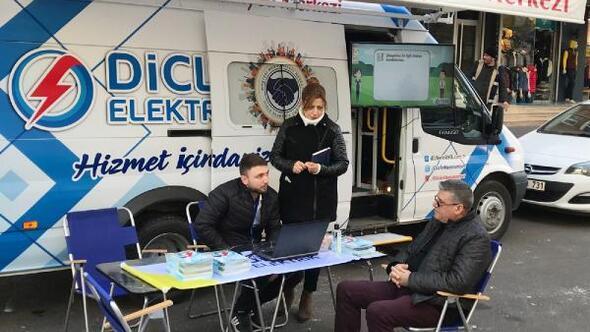 Dicle Elektriktenmobil müşteri memnuniyeti ağı
