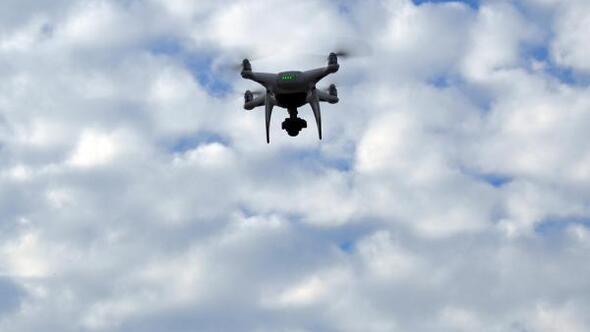 Turgutluda, dronelu denetimde sürücülere ceza yağdı