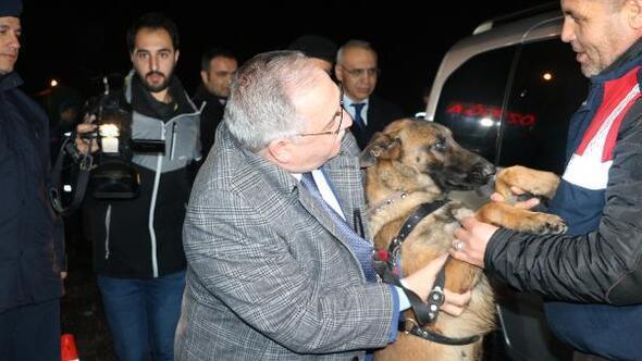 Vali Nayir jandarma ve polisleri ziyaret etti