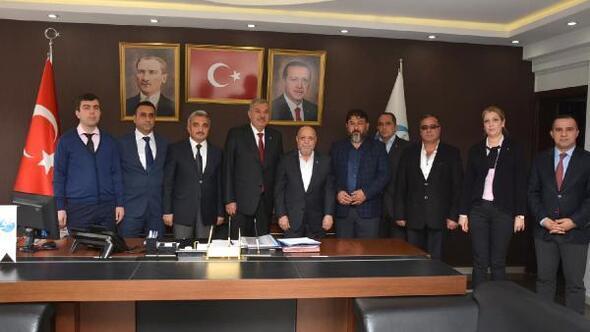 Antakya Belediyesinde toplu iş sözleşmesi imzalandı