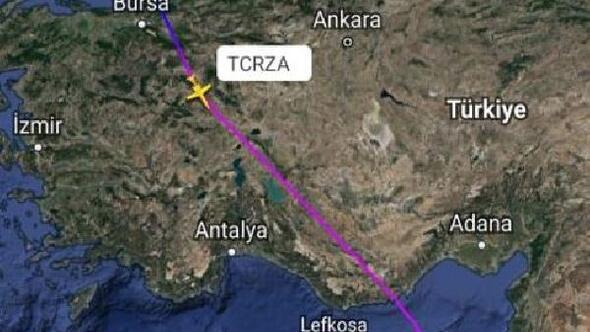 Beyrut uçağının pilotunun kalkış konuşmaları da oraya çıktı: Destinasyon Beyrut
