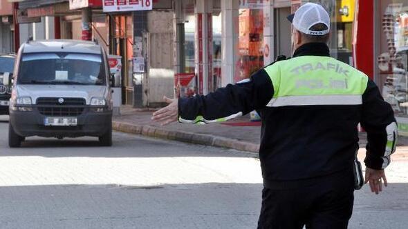 2019un son ayında 319 araca 46 bin 153 lira ceza kesildi