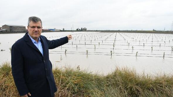Ayhan Barut: Çiftçi borçları faizsiz ertelensin