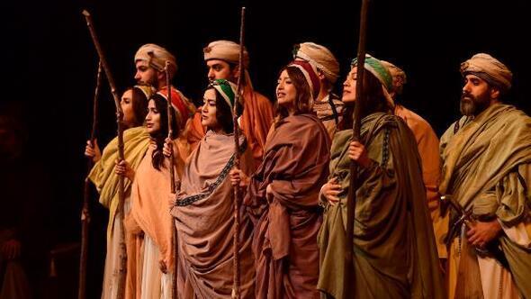 """""""Sancaktepeyi tiyatronun ve sanatın merkezi haline getirmek için çalışıyoruz"""