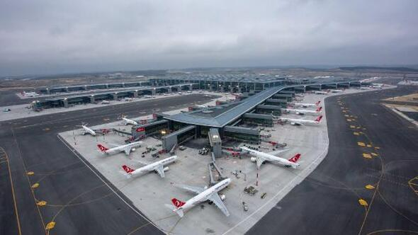 2019da 74,2 milyon yolcu THY ile uçtu, transit yolcu sayısı 24,5 milyona yükseldi