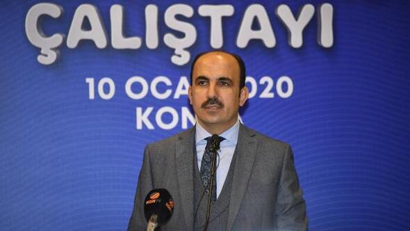 Konya Büyükşehir Belediyesinden Erkan Bağımlılığı Çalıştayı