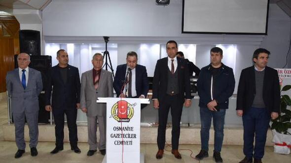 OGC, 10 Ocak Çalışan Gazeteciler Günü'nü kutladı