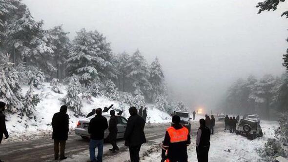 AFAD Müdürü Buluttan kar ve buzlanma uyarısı