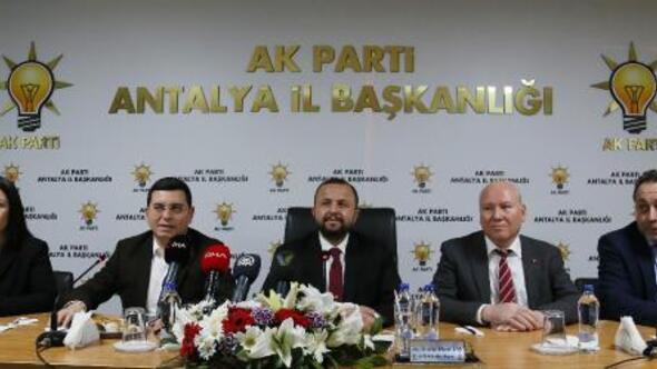 AK Partili Taş, Başkan Uysala sert çıktı