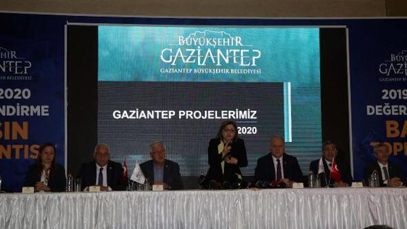 Fatma Şahin: Gaziantepte 2020nin her ayında uluslararası etkinlik yapılacak