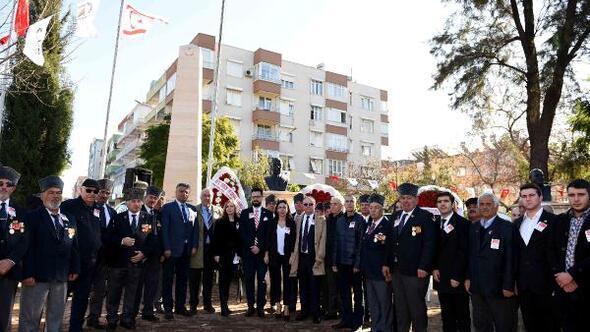 Rauf Denktaş Muratpaşada anıldı
