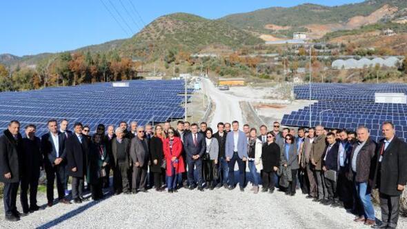 Başkan Yücel projelerini meclis üyelerine tanıttı