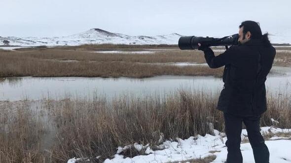 Sivasta kış ortası su kuşu sayımı yapıldı