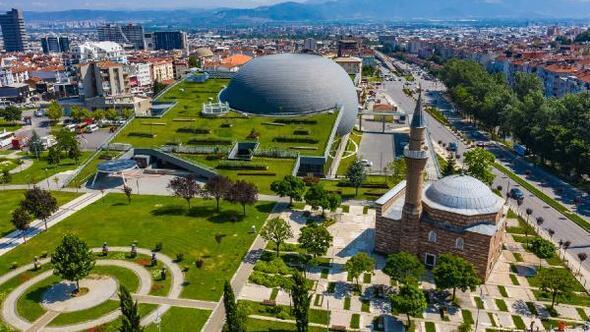 'Panorama 1326 Bursa' UNESCO'da ödüle layık görüldü