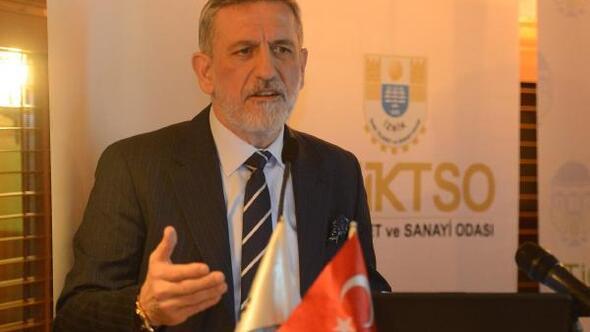 BTSO Başkanı Burkay,Sanayi yatırımları Bursa'nın gelecek 50 yılını şekillendirecek