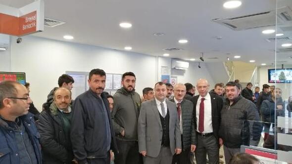 Kayseri Şeker Turhalda pancar bedelleri ödendi