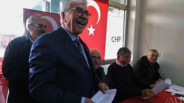Gediz CHPde yeni başkan Süleyman Mutlu