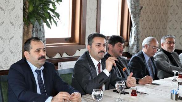 Başkan Eroğlu, itfaiyecilere teşekkür etti