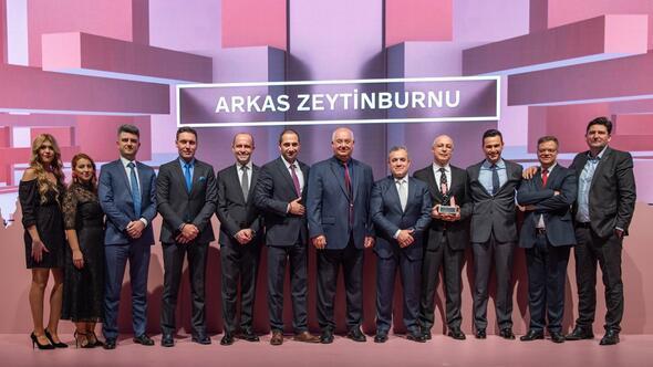 Arkas Otomotiv ve Volcara 4 ödül birden