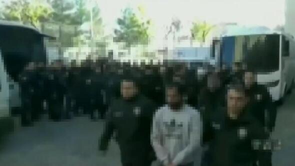 Bombalı eylemderden sorumlu 34 kişi tutuklandı