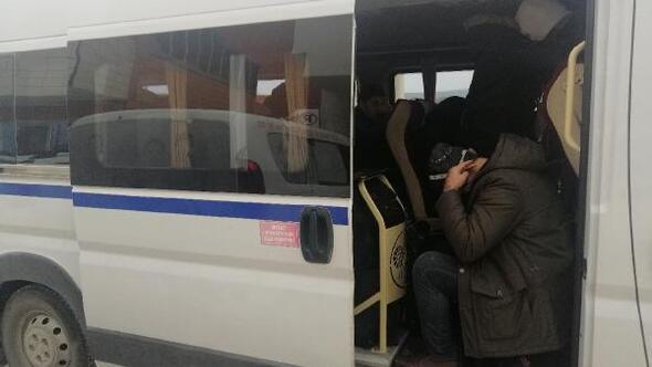 Çanakkalede 62 kaçak göçmen yakalandı