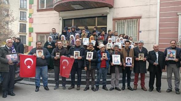 HDP önündeki eylemde 150nci gün; aile sayısı 77 oldu