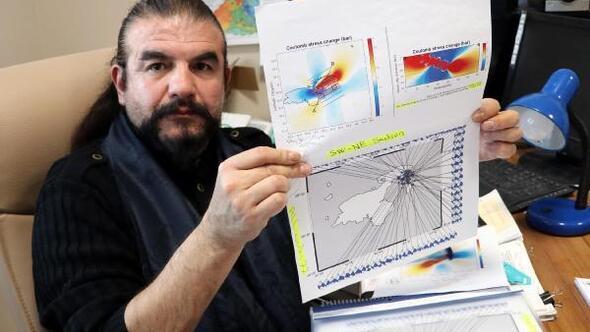 Vanda 7,2lik depremin hangi fayları tetiklediğini araştırıyorlar
