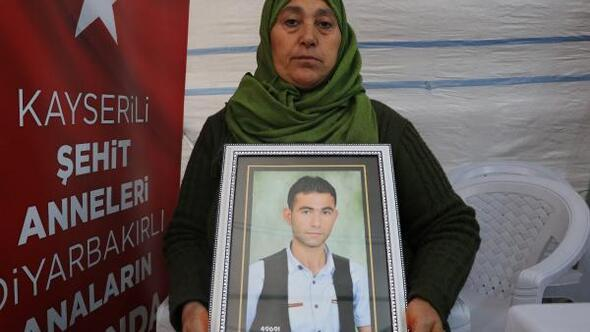 HDP önündeki eylemde 151ici gün; aile sayısı 78 oldu