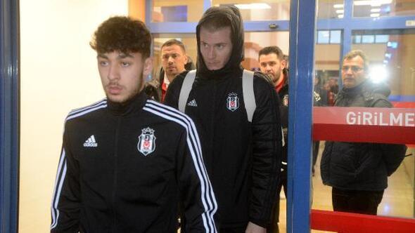 Beşiktaş, Trabzona geldi