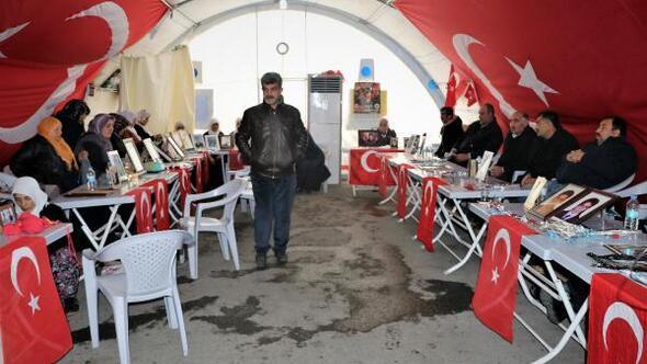 HDP önündeki eylemde 152nci gün