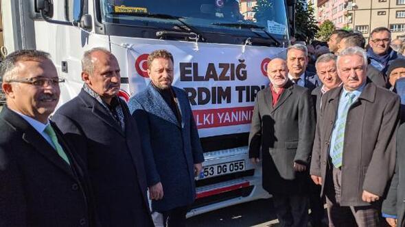 Bakan Turhan: Bu afetleri siyasete alet etmememiz lazım
