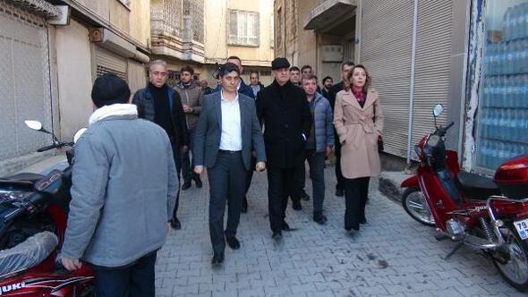 Genelkurmay eski Başkanı İlker Başbuğ Kilis'te