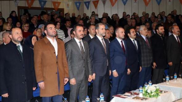AK Partili Kandemir: Mesele milletin değerlerine birileri hakaret ettiğinde siz ne yapıyorsunuz (2)