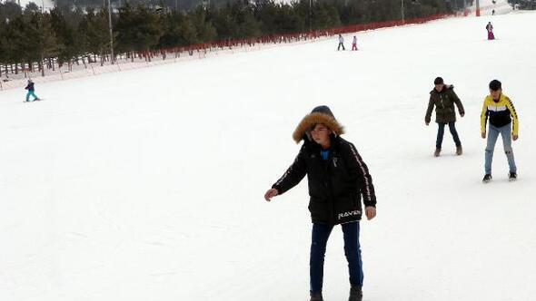 Palandökende kornişli kayak