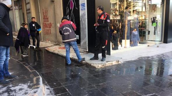 Sokak ortasında bıçaklanan Okan, kurtarılamadı