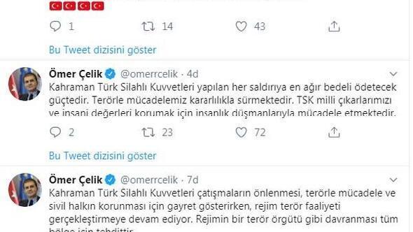 AK Partili Çelik: Saldırıyı gerçekleştirenler, bedelini ödeyecek