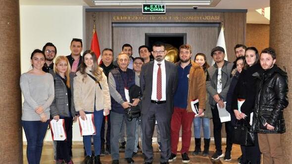 Çerkezköy TSOda kalite yönetimi eğitimi