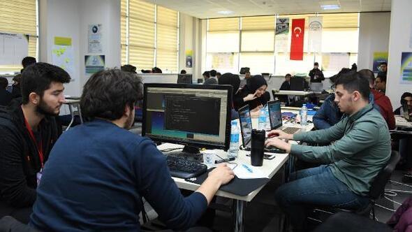 Konya'daki dijital oyun geliştiricileri Global Game Jamde buluştu