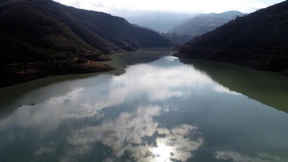 Yuvacık Barajında su seviyesi yüzde 59a ulaştı