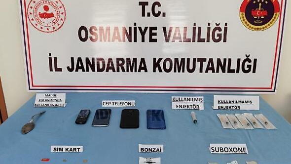 Jandarmadan uyuşturucu operasyonu: 4 gözaltı
