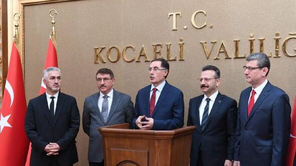 Şeref Malkoç: Cumhuriyetimizin 100üncüyılını hak arama yoluyla taçlandıracağız
