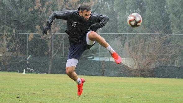 Hataysporda Fatih Karagümrük maçı hazırlıkları tamamlandı