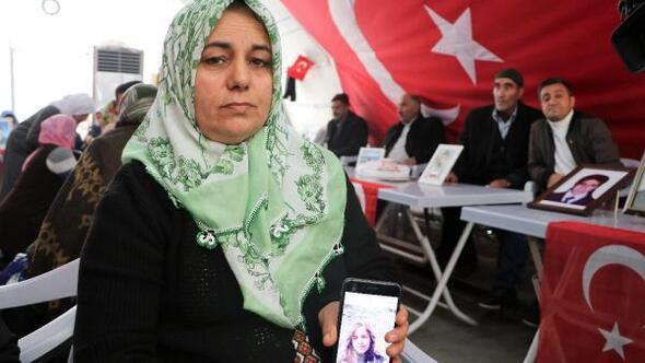 HDP önündeki eylemde 158inci gün, aile sayısı 83 oldu