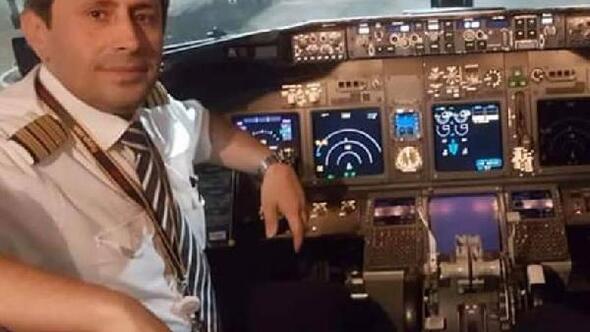 Kaza yapan Pegasus uçağı pilotlarının fotoğrafları