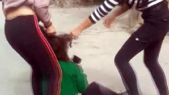Hala- yeğen, kız çocuğunu dövdü