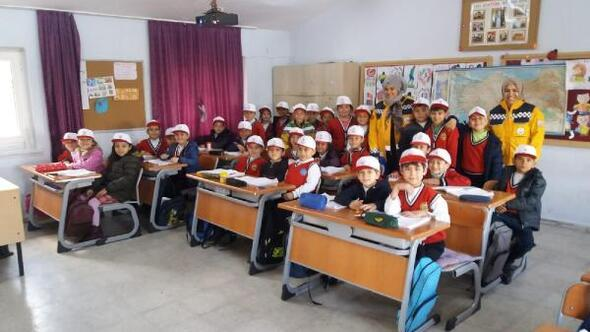 Osmaniyede Minik 112 projesi