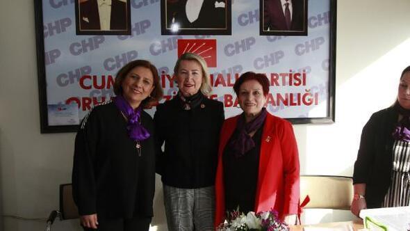CHP Orhangazi Kadın Kolları kongresi yapıldı